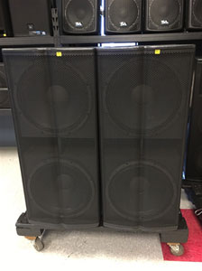 Large Speakers